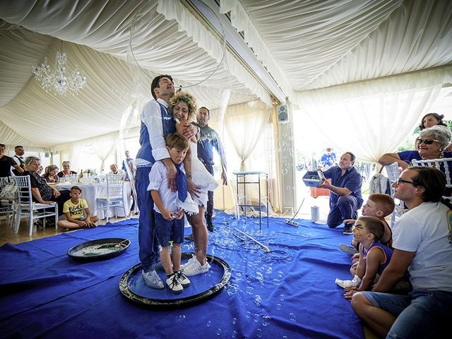 Il matrimonio di FEDERICO e LAURA a Montecosaro, Macerata 13