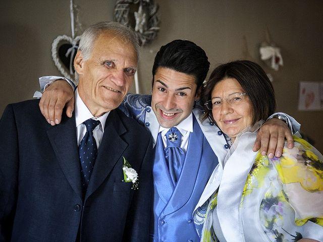 Il matrimonio di FEDERICO e LAURA a Montecosaro, Macerata 22