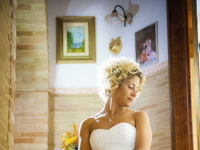 Il matrimonio di FEDERICO e LAURA a Montecosaro, Macerata 25