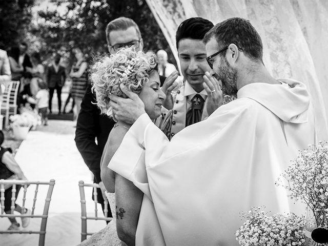Il matrimonio di FEDERICO e LAURA a Montecosaro, Macerata 30