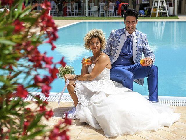 Il matrimonio di FEDERICO e LAURA a Montecosaro, Macerata 33