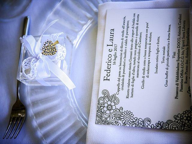 Il matrimonio di FEDERICO e LAURA a Montecosaro, Macerata 36
