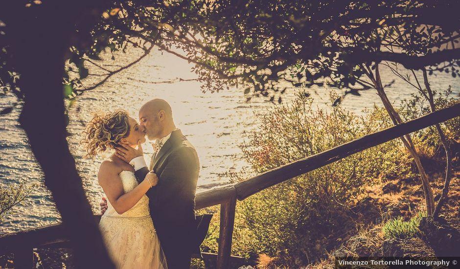 Il matrimonio di Roberto e Valentina a Maratea, Potenza