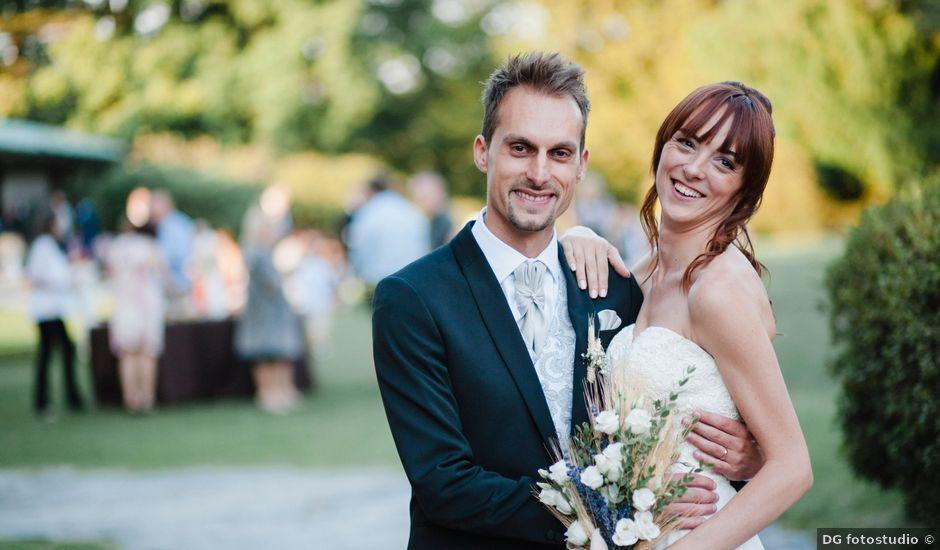 Il matrimonio di Andrea e Sabrina a Tradate, Varese