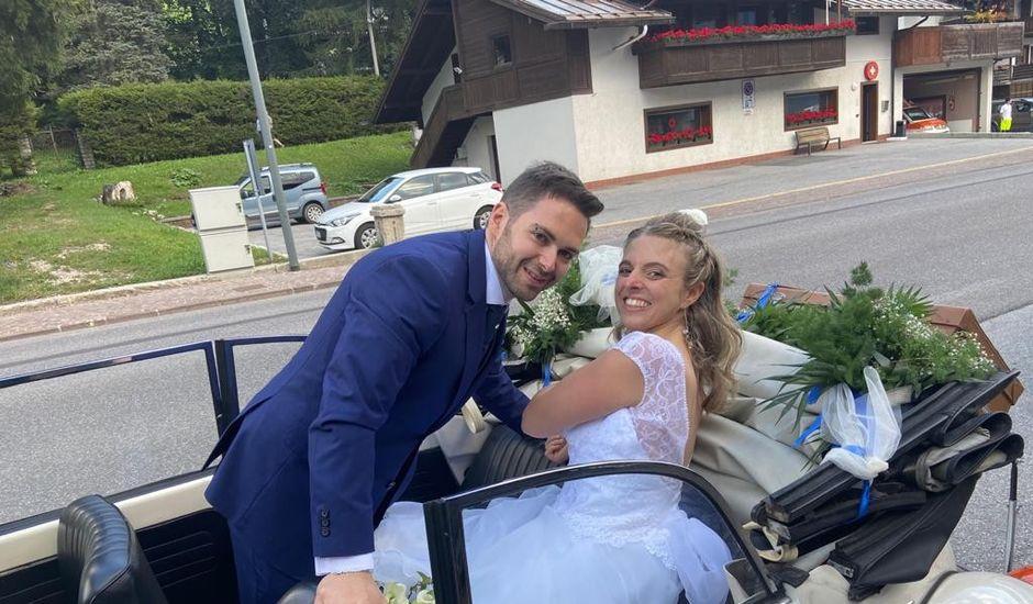 Il matrimonio di Simone  e Elisa a Cortina d'Ampezzo, Belluno