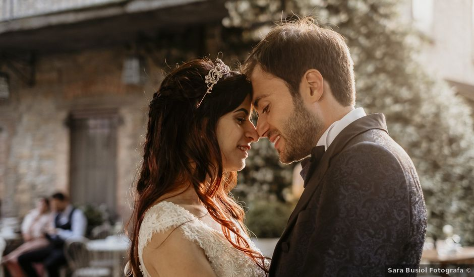 Il matrimonio di Crisitan e Gloria a Grumello del Monte, Bergamo