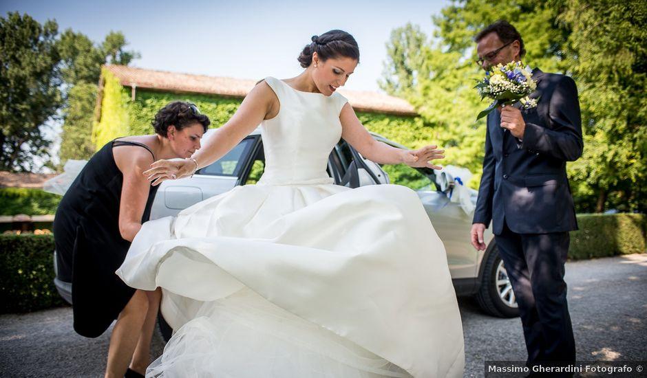 Il matrimonio di Giulio e Martina a Rubiera, Reggio Emilia