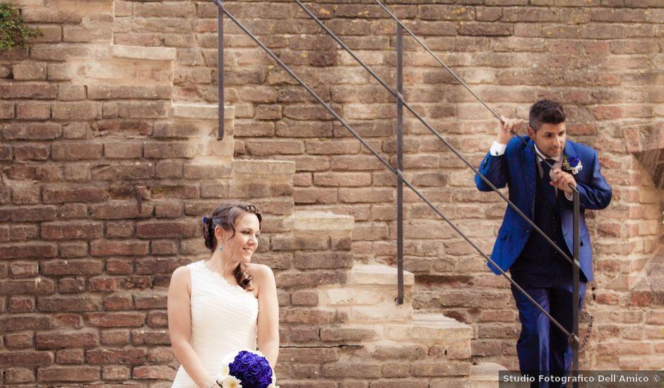 Il matrimonio di Simone e Caterina a Fontanellato, Parma