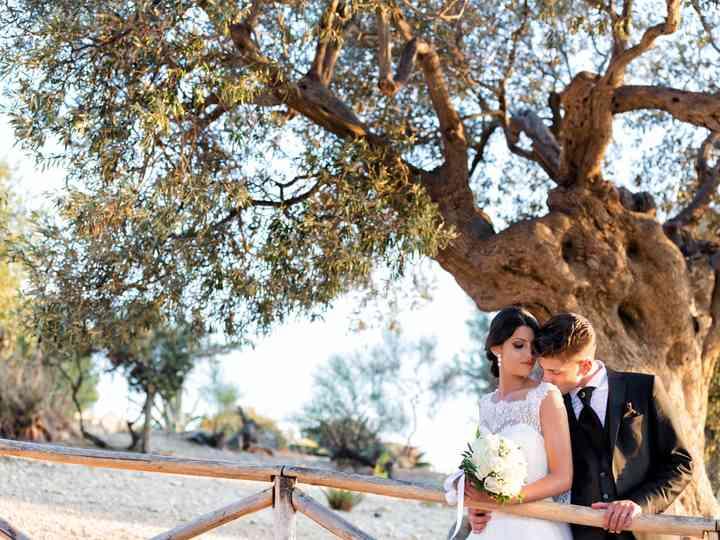 Le nozze di Patrizia e Traspadano