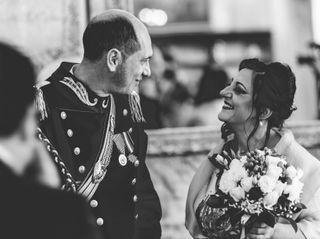 Le nozze di Massimo e Elena Maria 1