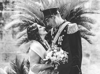 Le nozze di Massimo e Elena Maria