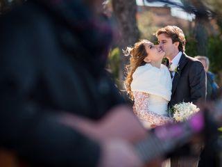 Le nozze di Valentina e Michael
