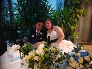 Le nozze di Lara e Giulian