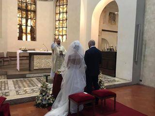 Le nozze di Clarissa Stella e Andrea