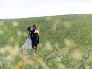 Le nozze di Sabrina e Andrea
