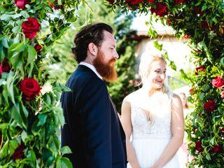 Le nozze di Erika e Giulio