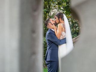 Le nozze di Sabrina e Massimiliano