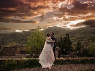 Le nozze di Nico e Dorica