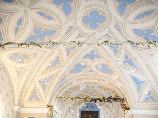 Il matrimonio di Nicole e Michael a Capriata d'Orba, Alessandria 3