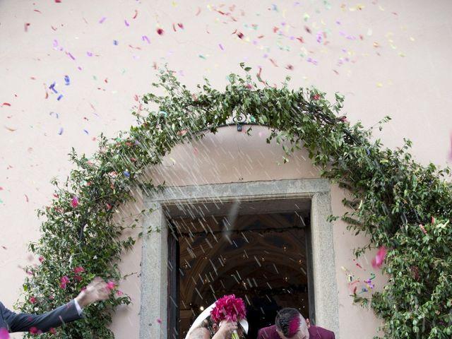 Il matrimonio di Nicole e Michael a Capriata d'Orba, Alessandria 5