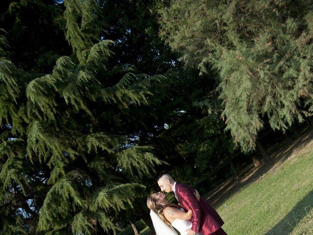 Il matrimonio di Nicole e Michael a Capriata d'Orba, Alessandria 6