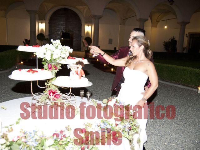 Il matrimonio di Nicole e Michael a Capriata d'Orba, Alessandria 1