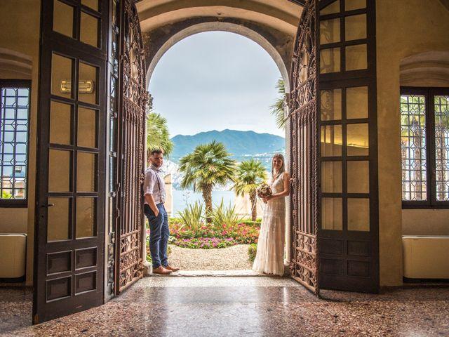Le nozze di Corinna e Daniel