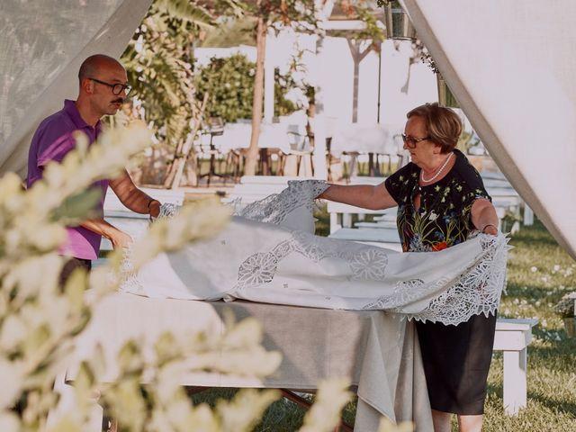 Il matrimonio di Albino e Teresa a Savelletri, Brindisi 3