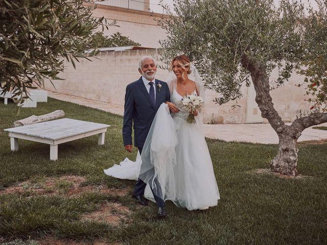 Il matrimonio di Albino e Teresa a Savelletri, Brindisi 47