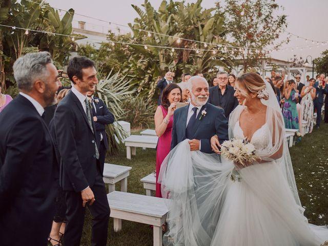 Il matrimonio di Albino e Teresa a Savelletri, Brindisi 48