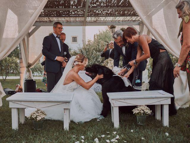 Il matrimonio di Albino e Teresa a Savelletri, Brindisi 53