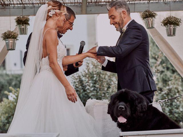 Il matrimonio di Albino e Teresa a Savelletri, Brindisi 54
