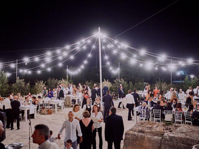 Il matrimonio di Albino e Teresa a Savelletri, Brindisi 74