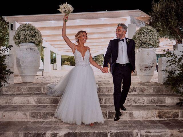 Il matrimonio di Albino e Teresa a Savelletri, Brindisi 77