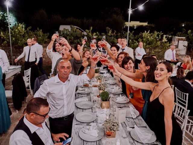 Il matrimonio di Albino e Teresa a Savelletri, Brindisi 80