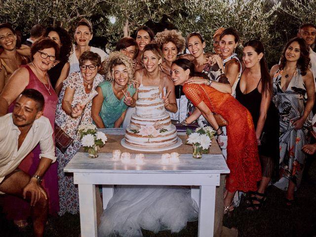 Il matrimonio di Albino e Teresa a Savelletri, Brindisi 100