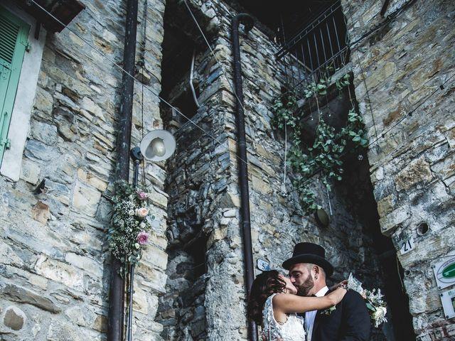 Il matrimonio di Keyo e Lorenza a Ventimiglia, Imperia 5