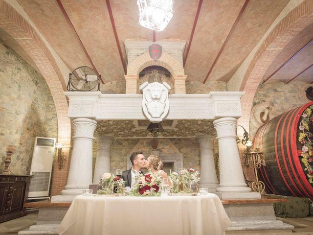 Il matrimonio di Jacopo e Carmen a Fauglia, Pisa 10