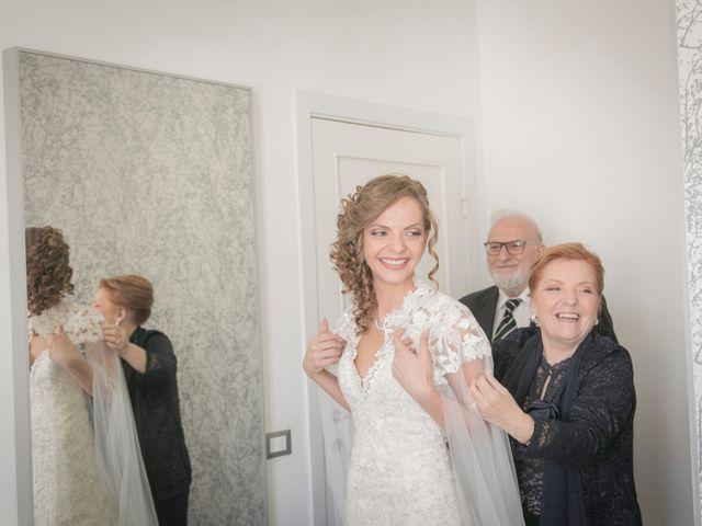 Il matrimonio di Jacopo e Carmen a Fauglia, Pisa 22
