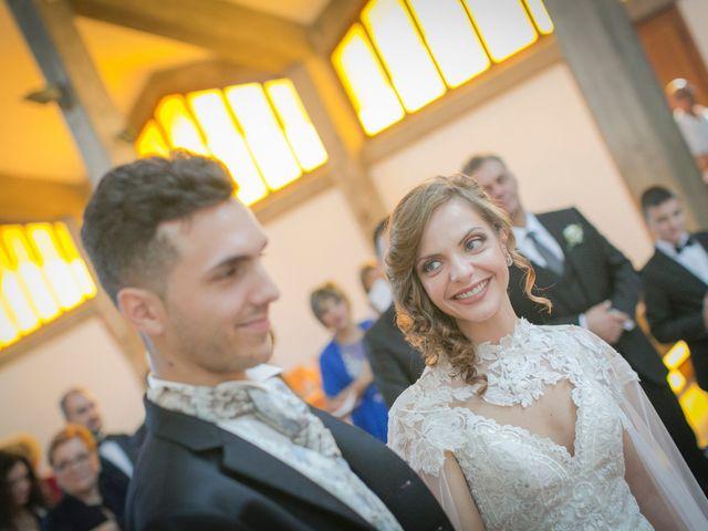 Il matrimonio di Jacopo e Carmen a Fauglia, Pisa 25