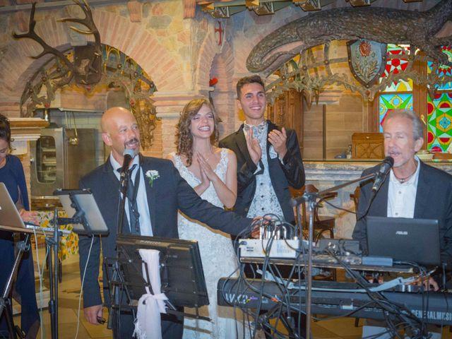 Il matrimonio di Jacopo e Carmen a Fauglia, Pisa 35