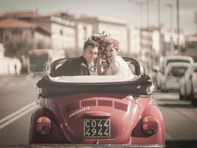 Il matrimonio di Jacopo e Carmen a Fauglia, Pisa 50