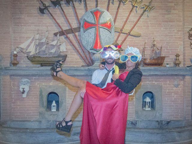 Il matrimonio di Jacopo e Carmen a Fauglia, Pisa 53
