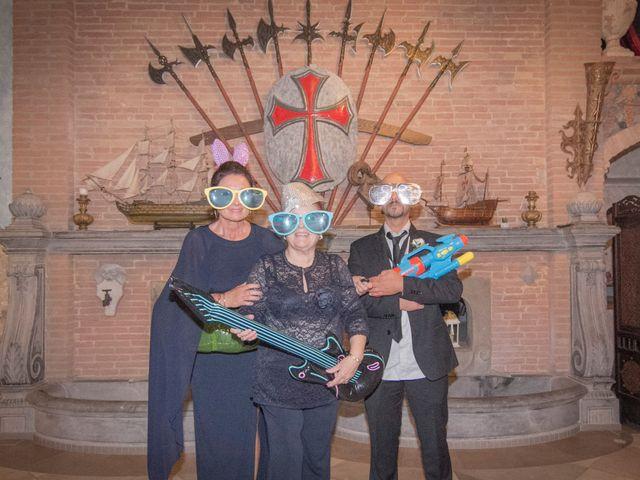 Il matrimonio di Jacopo e Carmen a Fauglia, Pisa 54