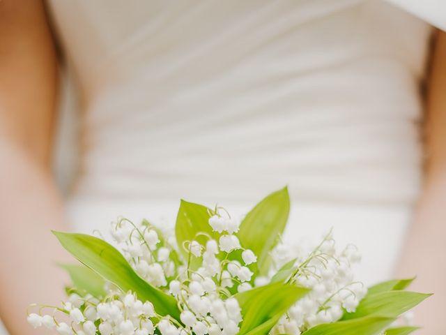 Il matrimonio di Griffiths e Ilaria a Roseto degli Abruzzi, Teramo 8