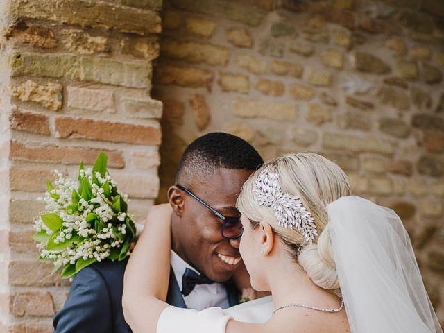 Il matrimonio di Griffiths e Ilaria a Roseto degli Abruzzi, Teramo 10