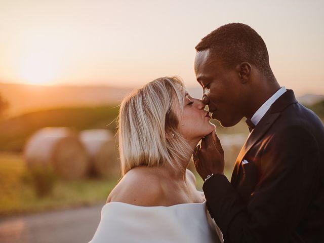 Le nozze di Ilaria e Griffiths
