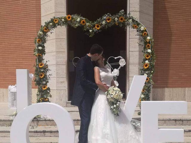 Il matrimonio di Berardo Mario e Fabiola a Vasto, Chieti 1
