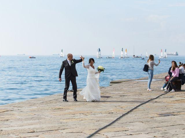 Il matrimonio di Andrea e Virginia a Trieste, Trieste 14