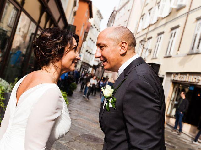 Il matrimonio di Andrea e Virginia a Trieste, Trieste 24